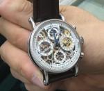 「革ベルト・ラバーベルト ブランド腕時計 数点」買取させていただきました。
