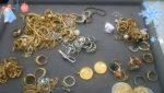 「金 プラチナ シルバー 貴金属 宝石 多数」買取させていただきました。