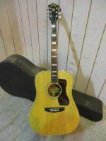 「アリア Aria  アコースティックギター 」を買取させていただきました!!