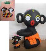「当時物 ビニール人形 タカラ とってもおおきなダッコちゃん 希少 レトロ」買取させていただきました。