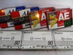「メタルマスター90 TYPEⅣ カセットテープ」を買取させていただきました!!