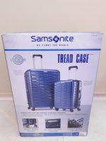 「サムソナイト スーツケース 2個セット Samsonaite 20インチ+28インチ 未使用」を買取させていただきました。