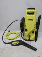 「ケルヒャー KARCHER 高圧洗浄機 K2.99」買取させていただきました。
