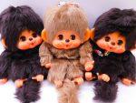 「当時物 モンチッチ 人形 大助 ダイスケ スリープアイ 3体」買取させていただきました。