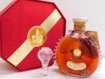 「古酒 ベリーオールド レミーマルタン ルイ13世 バカラボトル LOUIS XⅢ」買取させていただきました。