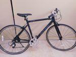 「ロードバイク EISAN ALMI CROSS BI BLACK PEARL 700×23C 27インチ BP700C」買取させていただきました。
