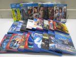 「ブルーレイディスク BD 洋画 邦画 26本」を買取させていただきました!!