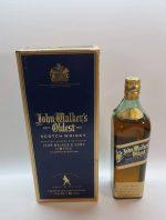 「古酒 JOHN WALKER ジョニーウォーカー john walker&sons limited Oldest 1820 スコッチウイスキー」買取させていただきました&バイキング黒部店宣伝