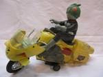 「仮面ライダー ソフビ バイクに乗る仮面ライダー」を買取りさせていただきました。