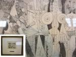 「ピカソ ラ・セレスティーヌ 挿絵 版画」を買取させていただきました!!