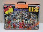 「ポピー ウルトラマン 怪獣コレクション112 消しゴム ソフビ フィギュア 昭和レトロ 」買取させていただきました。