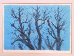 「東山魁夷 リトグラフ 冬木立」買取させていただきました。