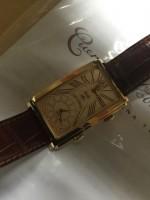 富山市にて高級時計クエルボを出張買取!